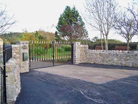 gate installtion kirkby stephen