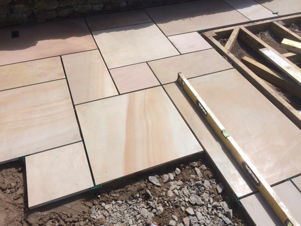 sandstone paving cumbria
