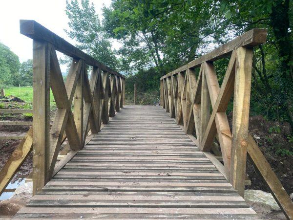 wooden bridge, wooden bridge ideas